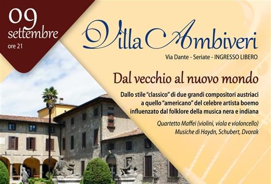 Converti in Villa - Villa Ambiveri