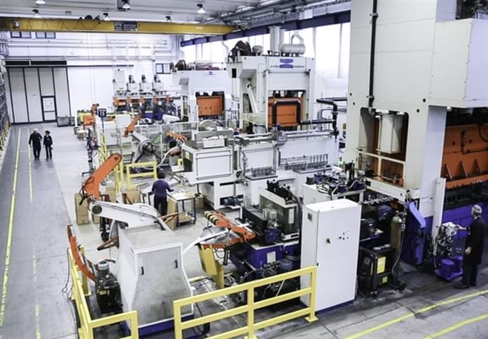 Macchine tranciatura metalli 3