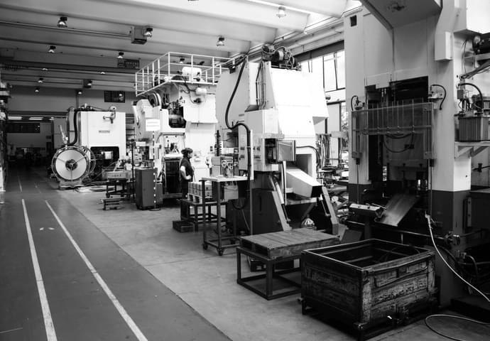 Macchine tranciatura metalli 4
