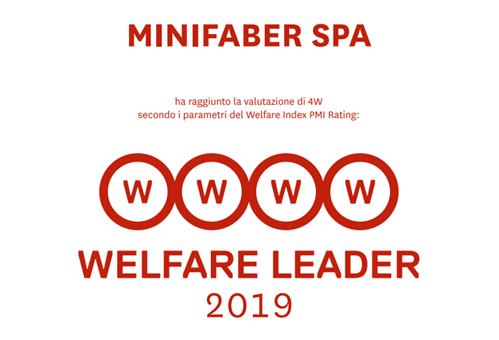 Welfare PMI principale